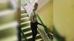 Пятый канал публикует фото подозреваемого вподрыве Керченского колледжа