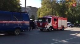 Число погибших при взрыве вколледже Керчи выросло до18 человек