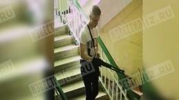 Студент открыл стрельбу вколледже Керчи из-за неразделенной любви