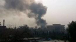 Неменее трех взрывов прогремели наизбирательных участках вКабуле