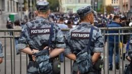 Росгвардия предложила ужесточить правила хранения оружия после трагедии вКерчи