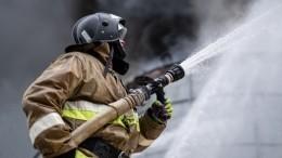 При пожаре назаводе воВладикавказе погиб сотрудник ГУМЧС РФпореспублике