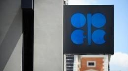 Россия займется созданием секретариата ОПЕК+ вВене
