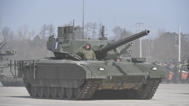 Каскадера раздавило танком насъемках исторического фильма под Калугой