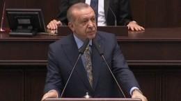 Турция официально изложила свою версию дела Джамаля Хашогги