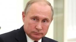 Путин ожидает отРосгвардии предложений поусилению контроля заоборотом оружия