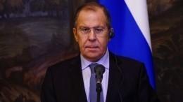 Лавров рассказал, когда США выйдут изДоговора РСМД