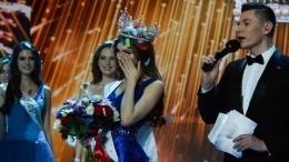 Мисс иВице-Мисс России рассказали оподготовке квыступлению намеждународном уровне
