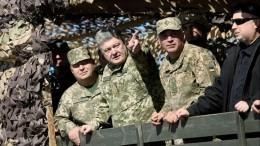 Политическая близорукость Порошенко поАзовскому морю аукнется посамой Украине