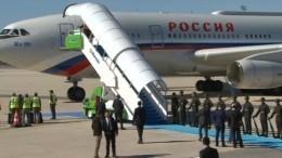 Владимир Путин прибыл вСтамбул насаммит поСирии