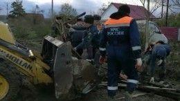 Последствия потопа вКраснодарском крае устраняют более 1700 человек