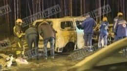 ВМВД опровергли задержание пострадавшего водителя фуры после ДТП наЗСД
