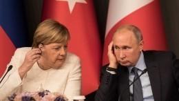 Немецкий журналист осудил дружелюбие Меркель навстрече сПутиным иЭрдоганом