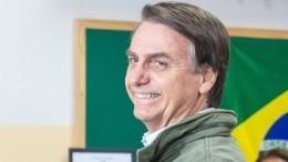 Ультраправый кандидат одержал победу напрезидентских выборах вБразилии