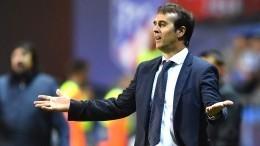 Руководство «Реал Мадрид» разорвало контракт сЛопетеги