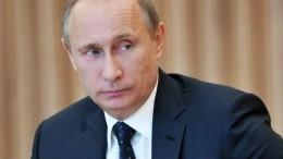 Путин потребовал жестко пресекать попытки вмешательства вход выборов