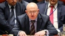 Небензя процитировал Пушкина назаседании ООН