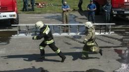 Серьезный пожар произошел висправительной колонии вКировской области