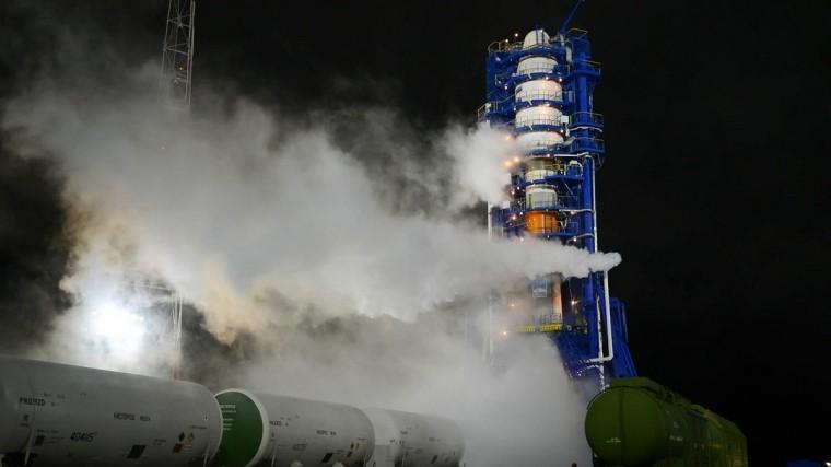 «Роскосмос» озвучил причину аварии «Союза»