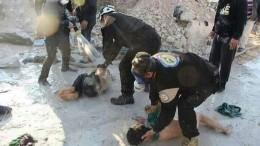 Террористы перебросили вСирию 20 емкостей схлором— Минобороны РФ