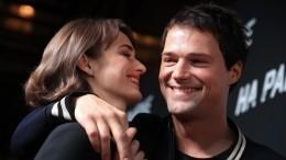Данила Козловский впервые рассказал освоей возлюбленной. Она актер ирежиссер
