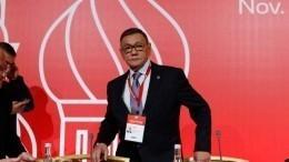 Гафур Рахимов избран президентом Международной ассоциации бокса