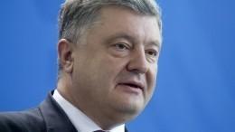 Порошенко панически ищет союзников для Донбасса— теперь это президент Турции