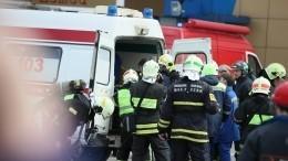 150 человек эвакуированы из-за возгорания вСтаврополе