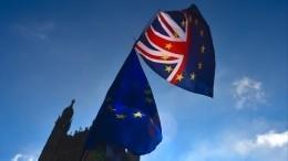 Вбританском кабмине назвали «спекуляцией» слухи обуступках после Brexit