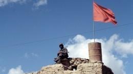 Боевики «Талибана»* захватили военную базу вцентре Афганистана
