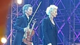 «Спустя 16 лет»— Диана Арбенина иСветлана Сурганова вновь наодной сцене