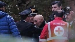 Итальянская полиция арестовала мужчину, захватившего заложников напочте