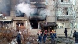 ВЕврейской автономной области введен режим ЧСизвзрыва газа вжилом доме