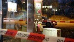 Центр немецкого города Хемниц оцепили из-за угрозы взрыва бомбы