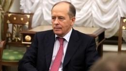 Глава ФСБ заявил овозможном слиянии ИГ* и«Аль-Каиды»*