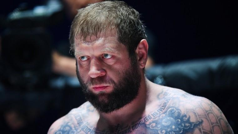 Емельяненко-младший покинул бойцовский клуб «Ахмат»