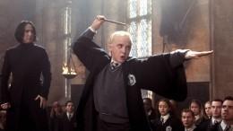 Жутко изменившийся Драко Малфой из«Гарри Поттера» напугал поклонников