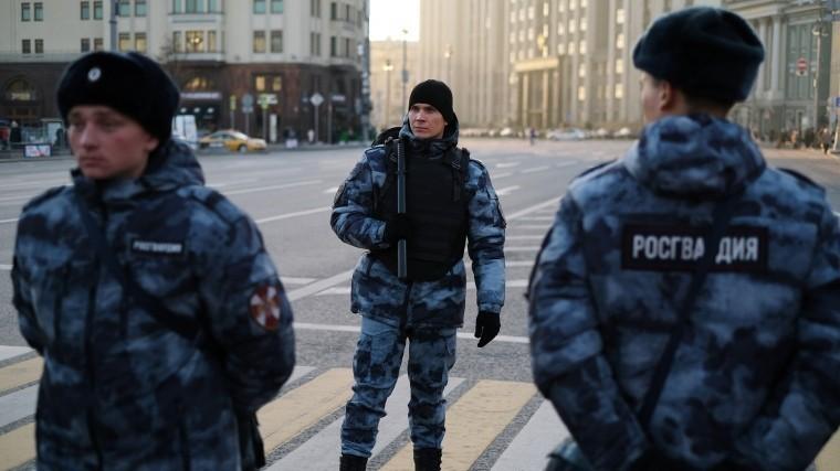 Российские школы будут охраняться только Росгвардией