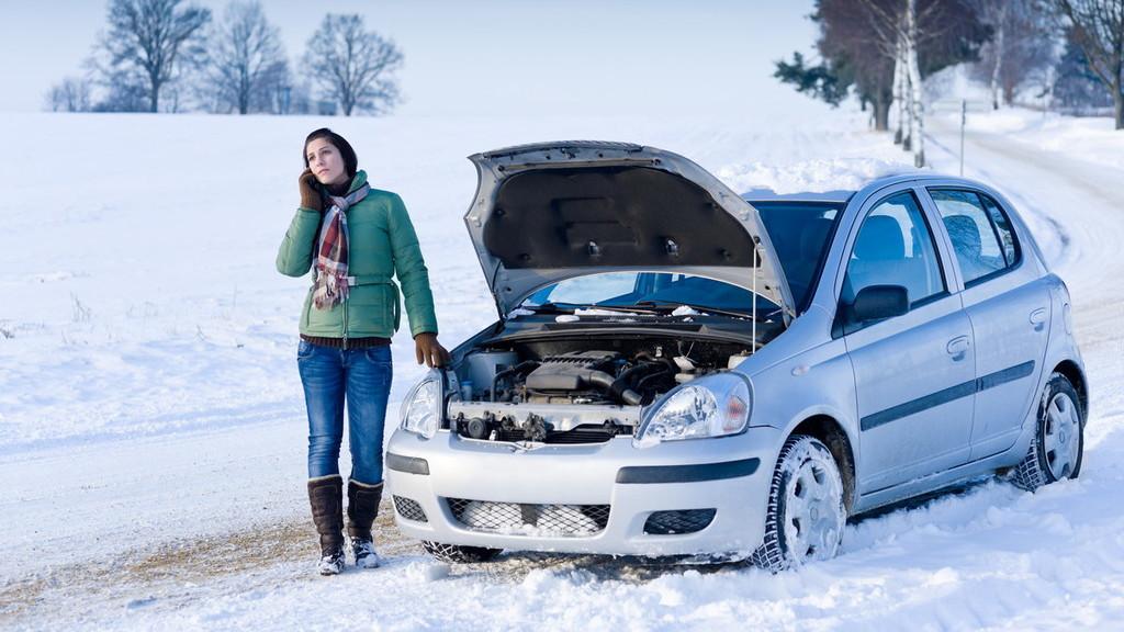 Подготовка машины к зиме
