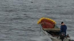 ВОхотском море затонуло частное судно— есть пропавшие без вести