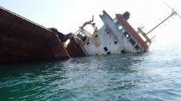 Капитан, старший помощник имеханик пропали при крушении судна вОхотском море