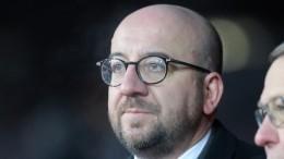 Премьер-министры Великобритании иБельгии попали вДТП