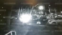Камера зафиксировала момент взрыва вквартире наюго-западе Москвы— видео
