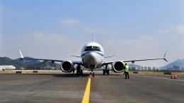 Из-за задымления вкабине пилотов «Боинг-777» экстренно сел вИркутске