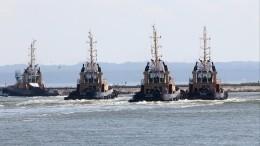 Военные перешвартовывают подлодки из-за шторма наКамчатке