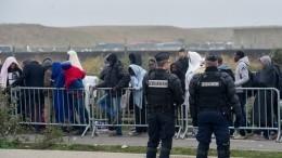 Лондон признал свою полную беззащитность отнелегальных мигрантов