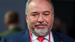 Глава Минобороны Израиля покинул свой пост