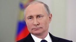 Путин ответил накритику выборов вДонбассе состороны Украины