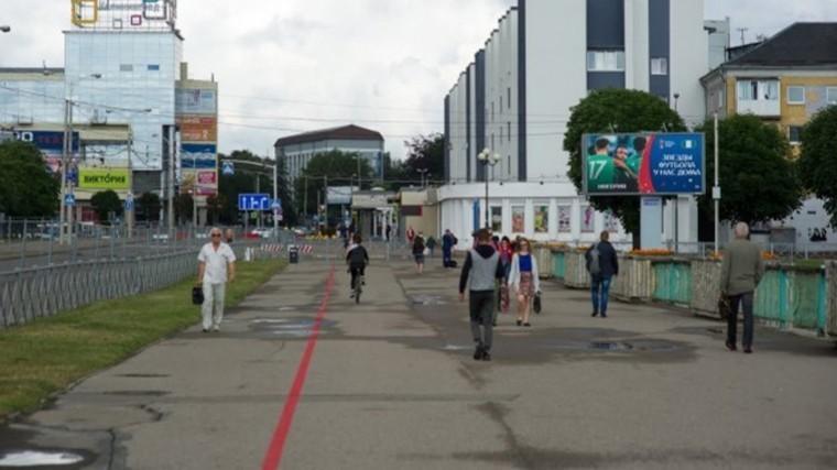 Красная линия вКалининграде станет новым туристическим маршрутом