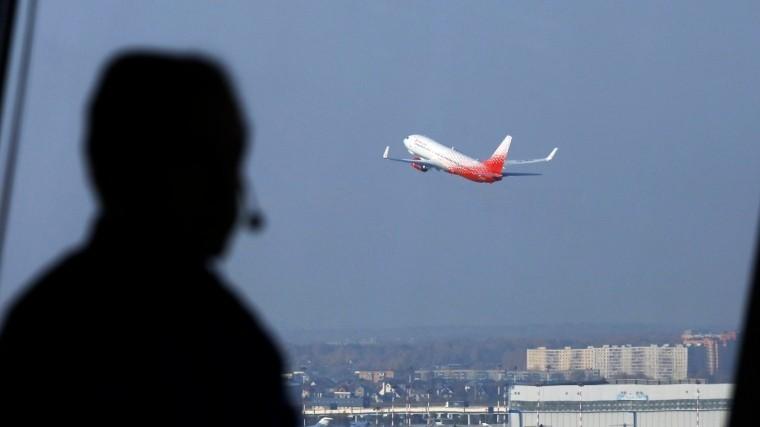 Два пассажирских самолета чудом избежали столкновения внебе над столицей
